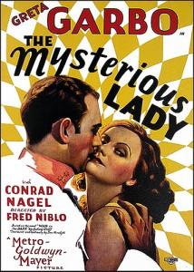 Greta Garbo - Mysterious Lady